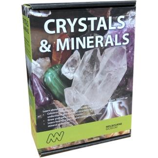 Crystals and Minerals Box