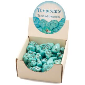 Turqurenite tumbled gemstones