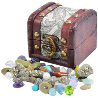 Treasure chest pack