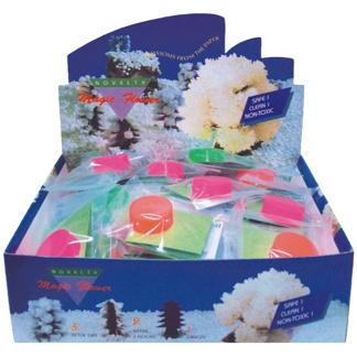 Magic flower box