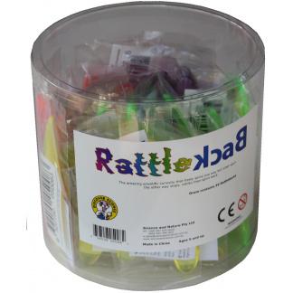 Rattlebacks