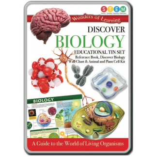 Discover Biology Tin