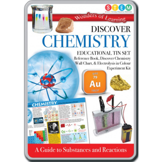 Discover Chemistry tin set