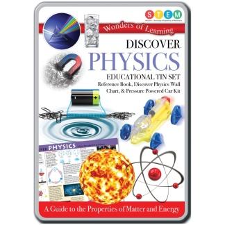 Discover Physics tin set