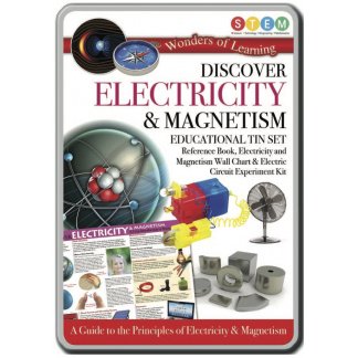 Discvoer Electricity and Magnetism tin set