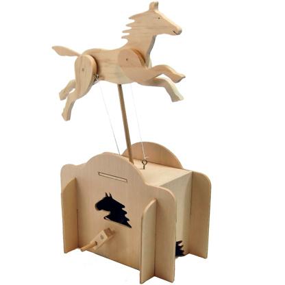 Automata horse