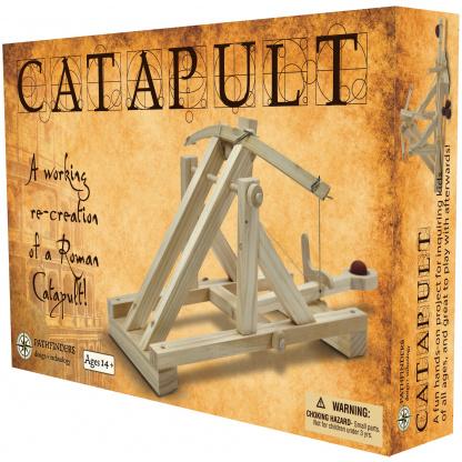 Roman catapult box