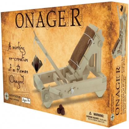 Roman Onager box