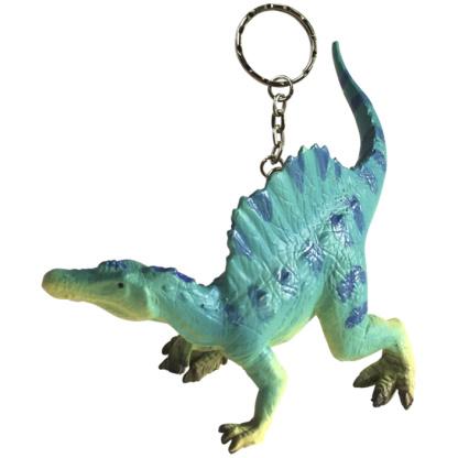 Spinosaurus keychain