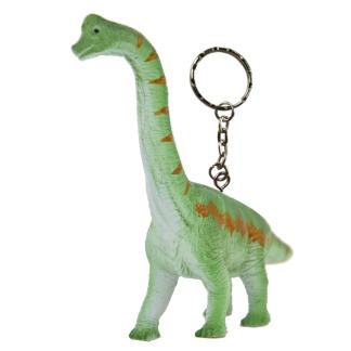 Brachiosaurus keychain