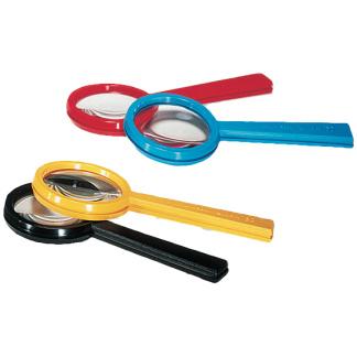 Magnifying lenses