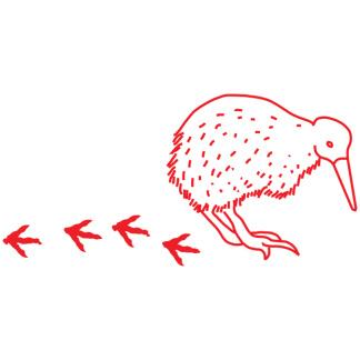 Kiwi stamper