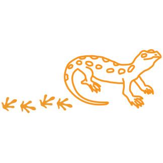 Gecko stamper