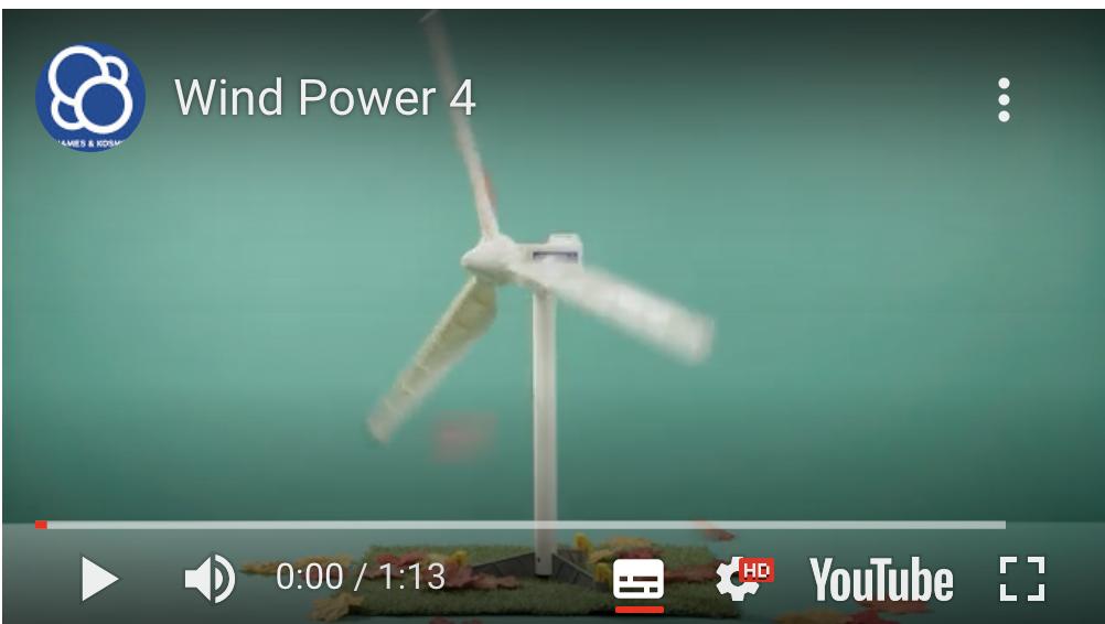 Wind Power video image link