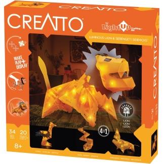 Creatto Luminous Lion box