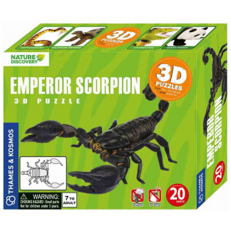 Emperor Scorpion box