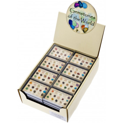 Mini Gem box display
