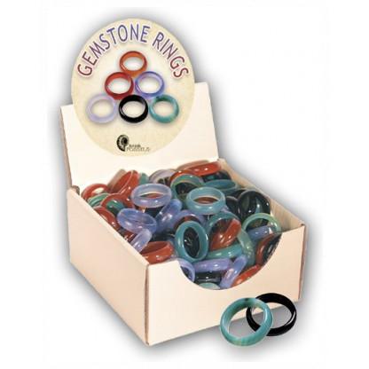 Gemstone ring display