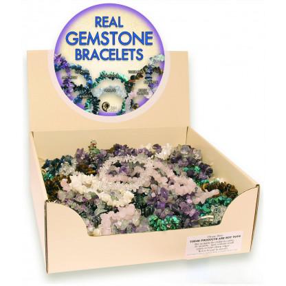 Gemchip bracelet display