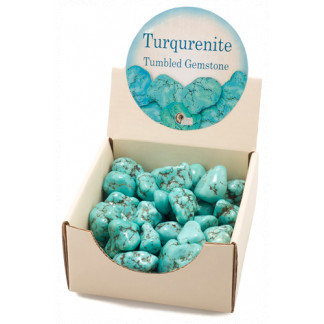 Turqurenite tumbled gemstones