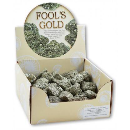 Fool's Gold display box