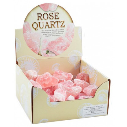 Rose Quartz display box
