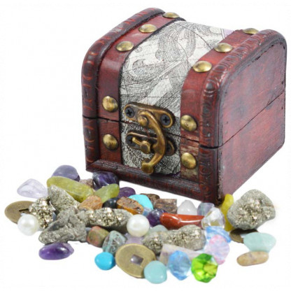 Treasure chest pack