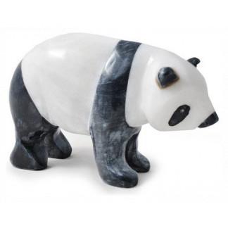 6 in marble panda