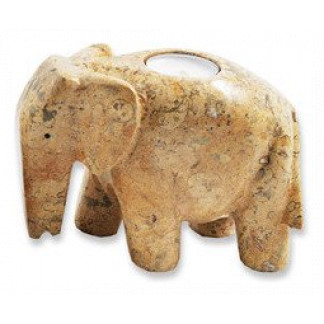 Elephant Tealight candle holder