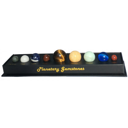 Planetary Gemstones without lid