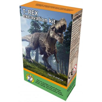 T-rex excavation kit box