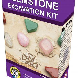 Gems Excavation kit box