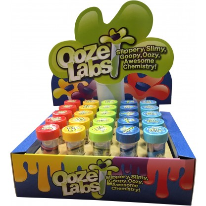 Ooze labs display