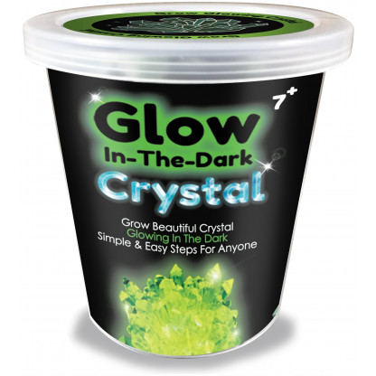 5000 1 Grow amazing crystals that glow in the dark!