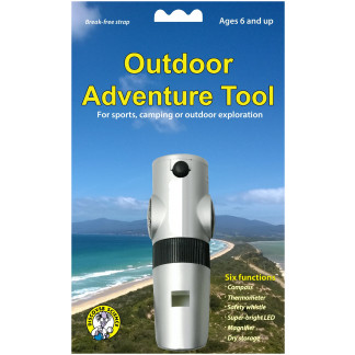 Outdoor Adventure Tool blister