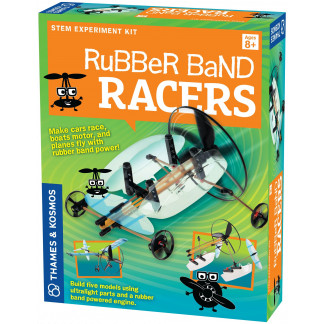 Rubber Band Racers box
