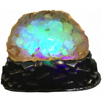 Glowing Geode
