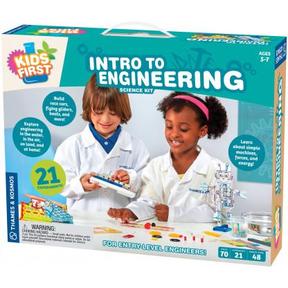Intro to engineering box