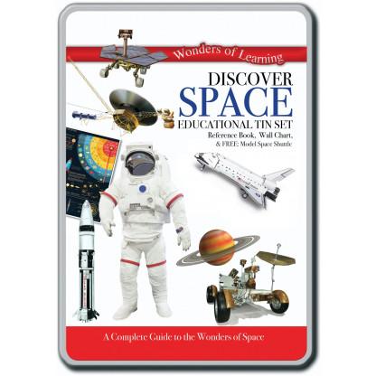 Discover Space Tin set
