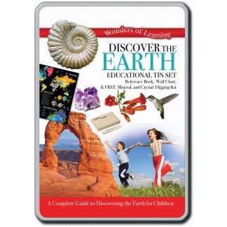 Discvoer Earth tin set