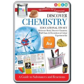 Discover Chemistry STEM tin set