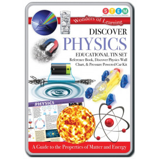 Discover Physics tin set
