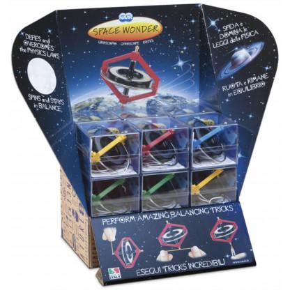Space Wonder Gyroscope display