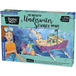 Pepper Mint Underwater box