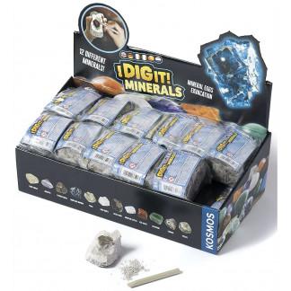 I dig it minerals