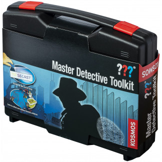 Master Detective toolkit case