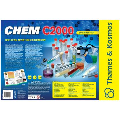 Chem c2000 back of box