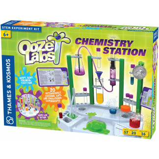 Ooze labs Chemistry Station box