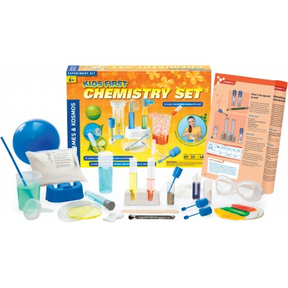 Kids First Chemistry contents