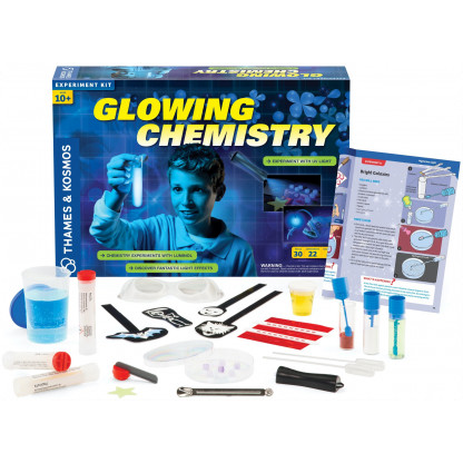 Glowing Chemistry contents